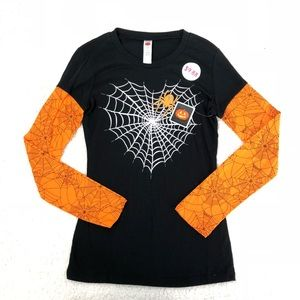Tops - NWT Halloween long sleeve top